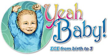 ECE conference Yeah Baby logo
