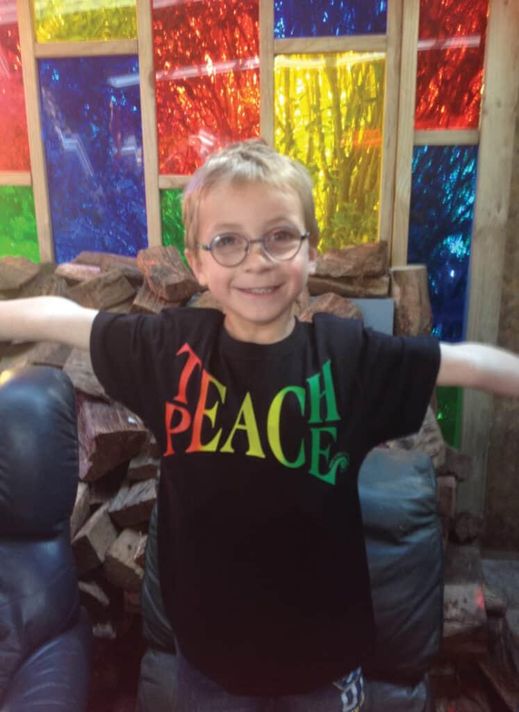 Teach Peace Shop Category for ECE & childcare.