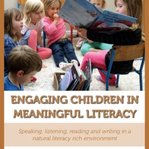 Engaging Children in Literacy ECE book