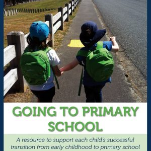 Going to School book for ECE
