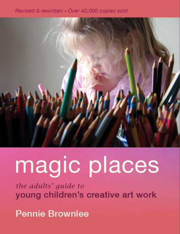 Magic places ECE book