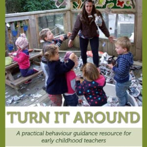 Turn it around ECE book