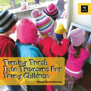Turning trash into treasure ECE book