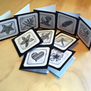 Zentangle Gift Cards