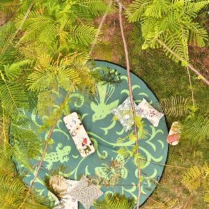 The Childrens Garden mat