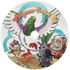 Wildspace dream big CD