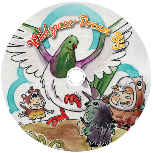 Wildspace dream big CD