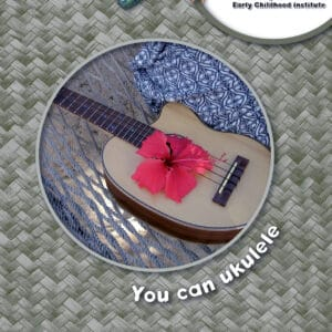 You can ukulele book and CD