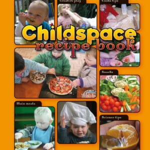 Childspace Recipe book for food for children