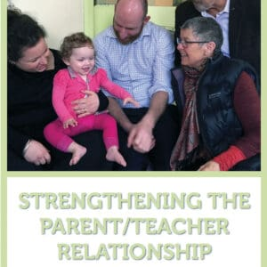 Strengthening the parent teacher relationship