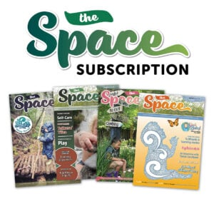 The Space Magazine subscription