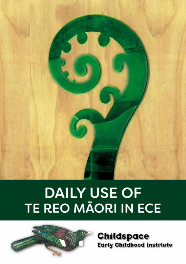 Daily Use of Te Reo Māori in ECE