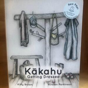 Reo Pepi: Kākahu-Getting Dressed