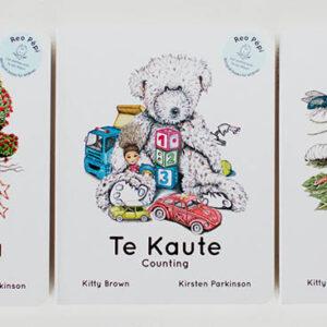 Reo Pepi: Te Kaute-Counting