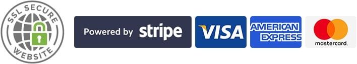 Secure ECE online shop trust logos