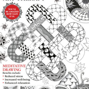 Zentangle Art Therapy ECE book