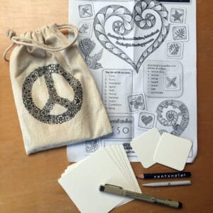Zentangle Starter Kit