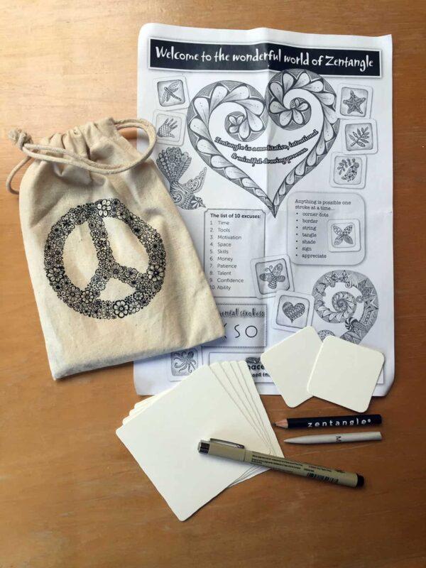 Zentangle Starter Kit